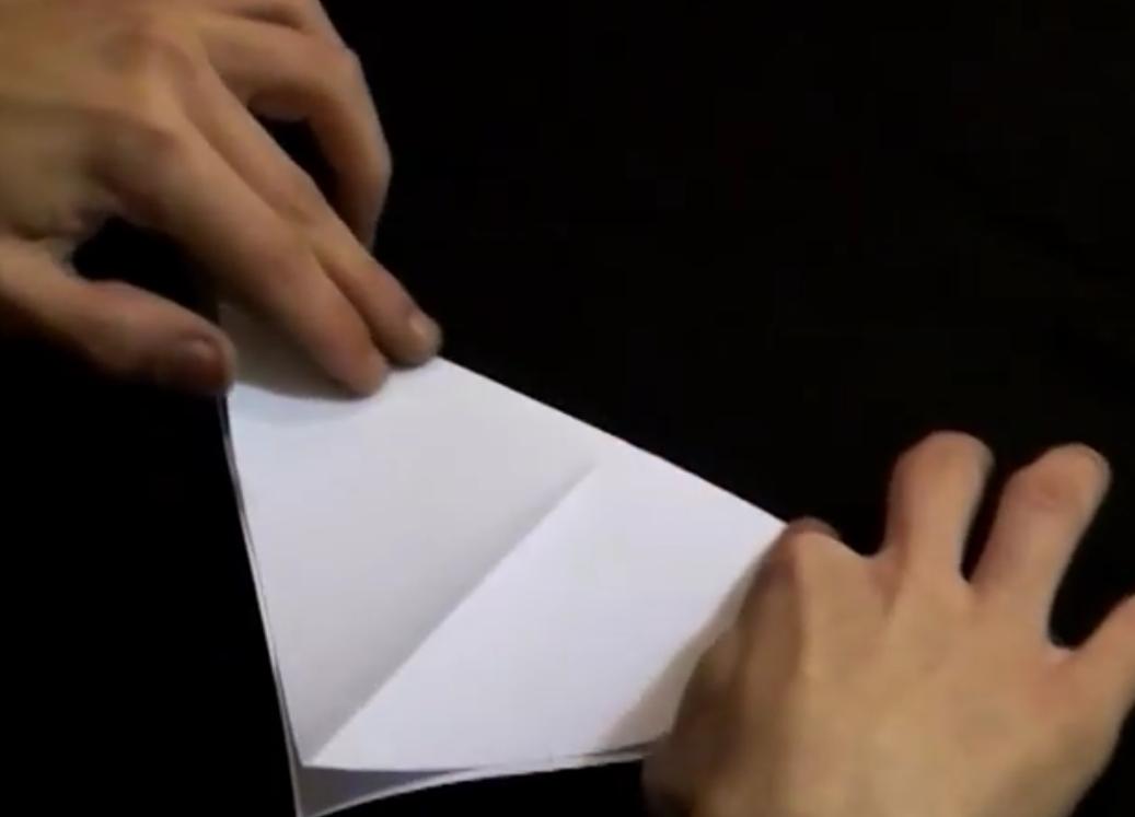 vídeo de boda papiroflexia