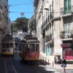 a punto de morir dos veces en Lisboa