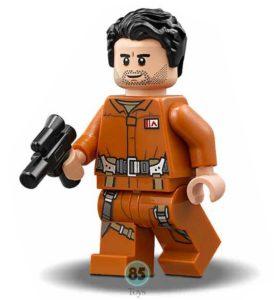 Pepe Rodriguez Masterchef Bohio muñeco Lego Star Wars