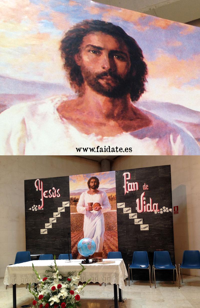 Veo a Shia LaBeouf en todas partes, incluso en las iglesias
