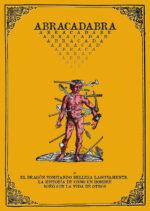 Novela Abracadabra portada