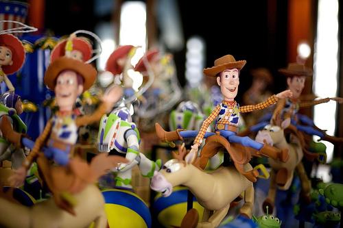 zootropo Toy Story Pixar
